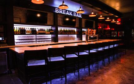 The Wrecking Club Break Bar