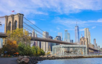 Unlimited Biking NY Brooklyn Bridge Walking Tour