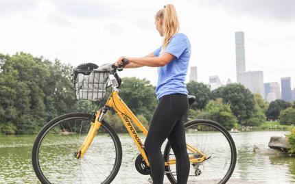 Central Park Tandem Bike Rental -- 1 hour (no longer offered NBM 5/5/20)