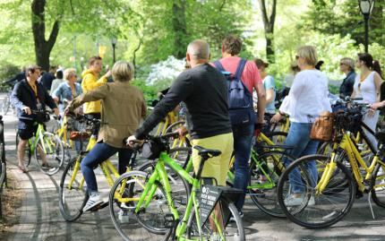 Unlimited Biking NY Central Park Bike Tour