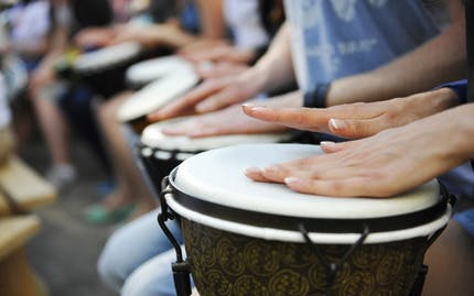 LA Music Classes: Guitar, DJ, Drums, Singing, Production