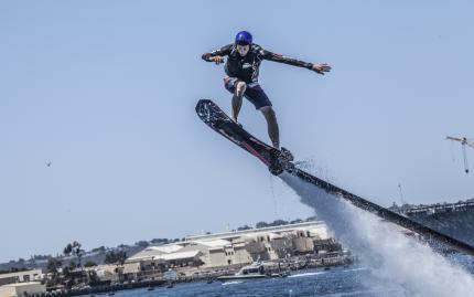 Aquatic Aviation Hoverboard