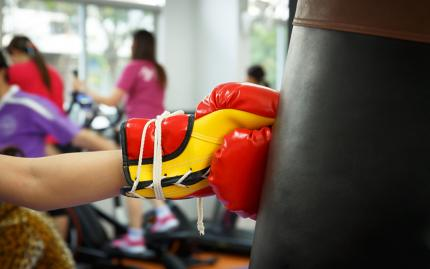 Boxing - Trial Class (Previously disabled NJP 8/12/19)