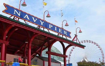 Chicago Navy Pier