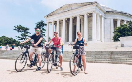 City Segway Tours Washington Best Of DC Electric Bike