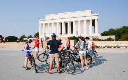 City Segway Tours Washington DC Day Bike