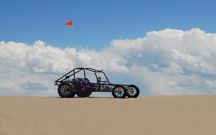 Dune Buggy Desert