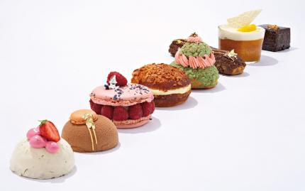 French Encas French Pastry