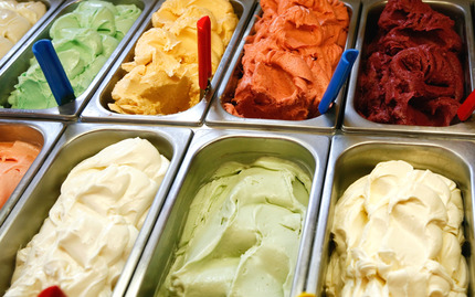 Gelato Making Class (Groupon deal MCK 12/30/16)