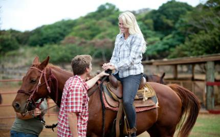 Gunstock Ranch Sweetheart Trail Ride