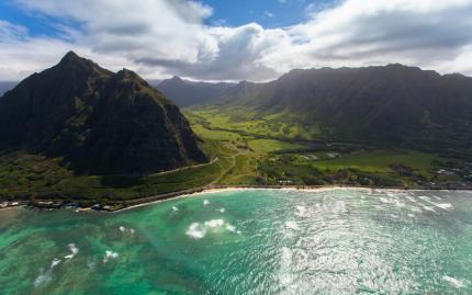 Honolulu Aerial Generic