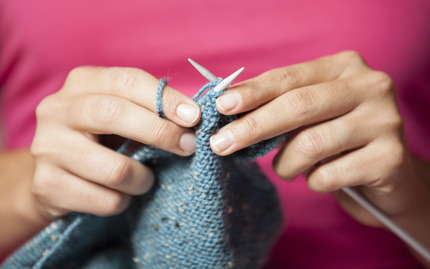 Beginner Knitting (vendor cancelled previously FMC 1/22/18)