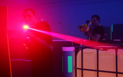 Laser Tag Generic