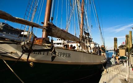 Liberty Fleet Of Tall Ships Clipper