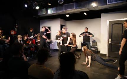 Musical Megawatt (Improv Show)