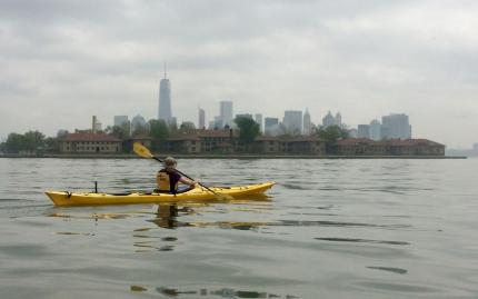 Manhattan Kayak Beginner Kayak 1
