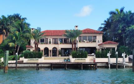 Miami Boat Tour