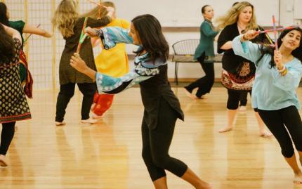 Nalini Dance Gypsy