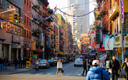 Soho / Little Italy / Chinatown Lunch Food Tour