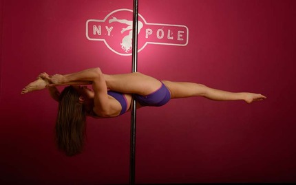 Basic Pole Dance