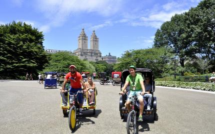 Peter Pan Pedicab Tours