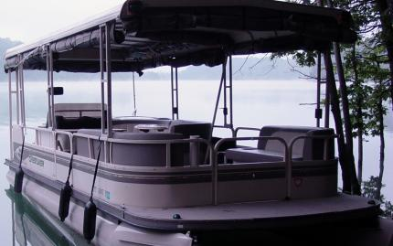 Pontoon Boat