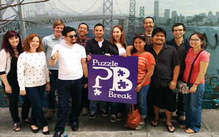 Puzzle Break Grimm Escape