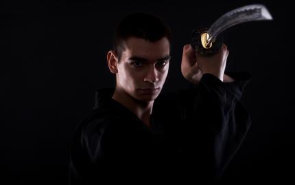Samurai Sword Fighting - East Village