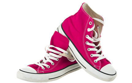 Print Your Own Converse Shoes Workshop (Vendor wants to delist KC 8/15/17)