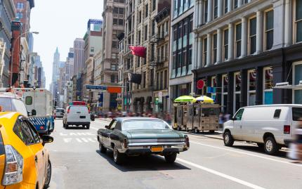 SoHo, Little Italy & Chinatown Tour