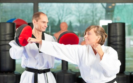 Tae Kwon Do Forms -- All Levels (vendor cancelled previously FMC 1/22/18)