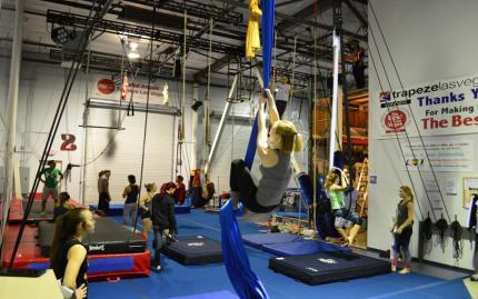 Trapeze Las Vegas Aerial Arts