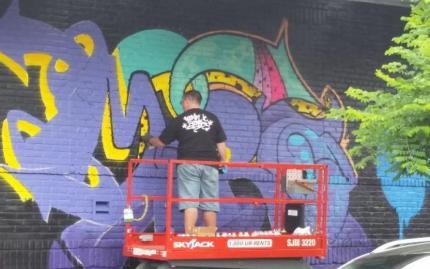 V Bushwick Graffiti Tour 15899