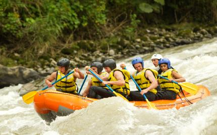 Whitewater Rafting -- Upper West Side
