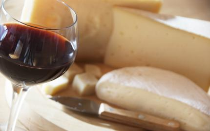 Wine & Cheese Pairings