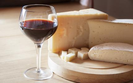 Wine & Cheese Pairings (no longer offered FMC 7/25/19)