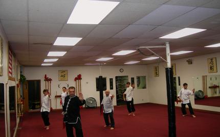 Zhen Ren Chuan Martial Arts Center Zhen Ren
